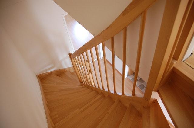 bouwpakket voor een trap